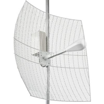 KNA27-1700/2700 BOX - параболическая MIMO антенна 27 дБ с гермобоксом
