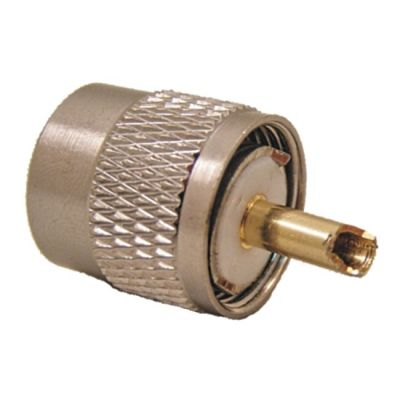 PL259-213 для кабеля RG-213 «накрутка»
