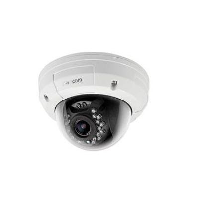 W90SR Купольная вандалозащищенная всепогодная HD-SDI камера 1080p c ИК подсветкой и мегапиксельным вариофокальным объективом 2.8~12 мм