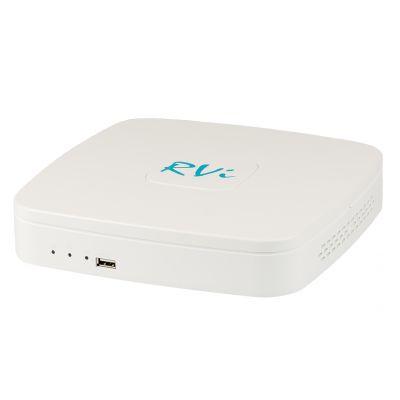 RVi-IPN4/1 IP (сетевой) 4-х канальный видеорегистратор с разрешением записи до 2Mp (1920х1280)