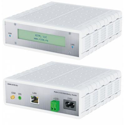 Центральная Мониторинговая Станция Контакт - PCN2P-GSM-Ethernet