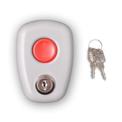 Астра-321 (ИО 101-7) Извещатель охранный ручной точечный электроконтактный (кнопка тревоги проводная)