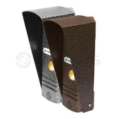WALLE Антивандальная вызывная панель с цветным модулем высокого разрешения (700 ТВЛ) и высококачественным звуком