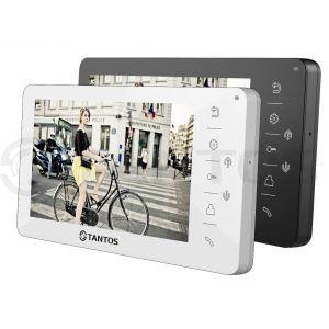Amelie (XL или VZ) Монитор цветного видеодомофона уменьшенной толщины, экран 7 дюймов, с сенсорными кнопками