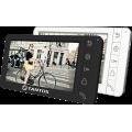 Amelie (XL или VIZIT) Монитор цветного видеодомофона 7 дюймов, адаптирован для работы многоквартирными домофонами цифровым (XL) и матрично-координтным (VIZIT)