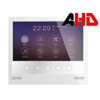 Монитор видеодомофона Selina HD M c возможностью записи фото или видео на microSD карту