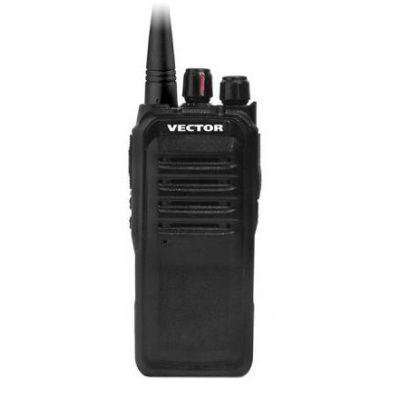 VT-44 Turbo Радиостанция носимая LPD-PMR c максимальной мощностью, прочным корпусом и аккумулятором повышенной ёмкости 3500 мАч