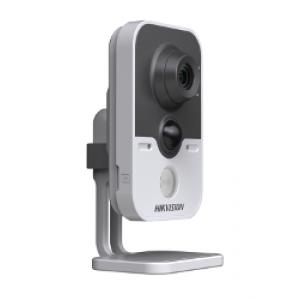 DS-2CD2432F-I(W) IP видеокамера 3Mp для помещений с Wi-Fi модулем и слотом под SD карту